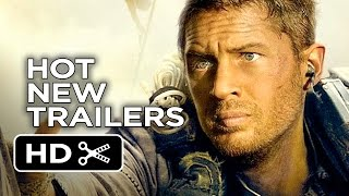 Best New Movie Trailers - April 2015 HD