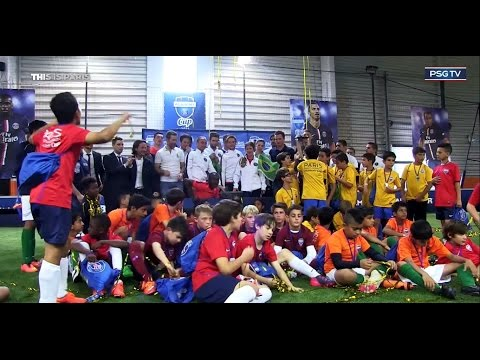 PSG Cup 2015 - Paris Saint-Germain Academy Miami