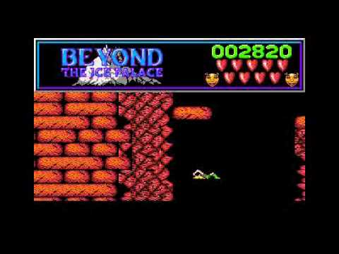 Beyond the Ice Palace Atari