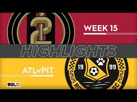 Atlanta United 2 - Питтсбург 0:5. Видеообзор матча 16.06.2019. Видео голов и опасных моментов игры