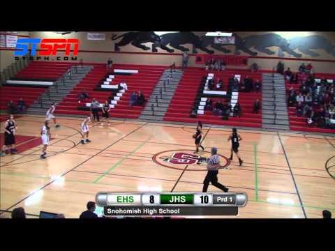 Everett Seagulls vs Jackson Timberwolves Girls 1