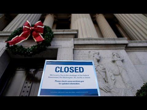 Παρατείνεται το shutdown στις ΗΠΑ