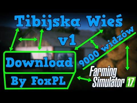 Tibijska Wies V1 By FoxPL