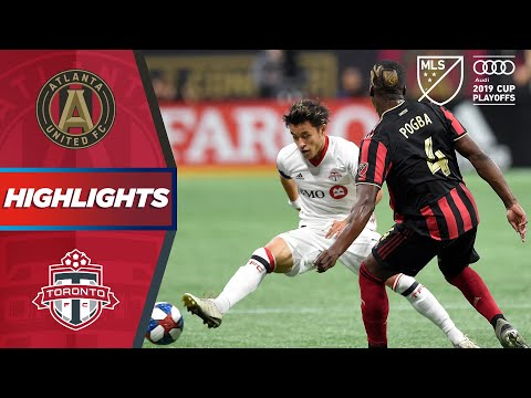 FC Atlanta United 1-2 FC Toronto