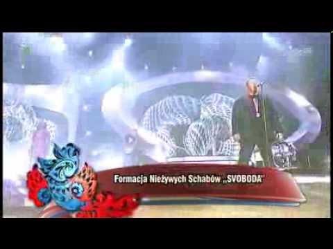 Tekst piosenki Formacja Nieżywych Schabuff - Svoboda po polsku