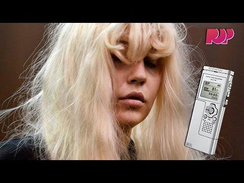 Amanda Bynes Scary Audio Recordings