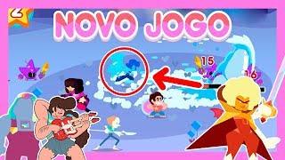 NOVO JOGO: Unleash The Light - Steven Universo