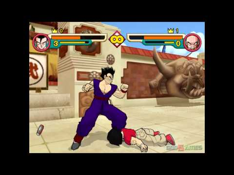 dragon ball z budokai 2 gamecube iso pal