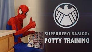 Video Superhero Basics: Potty Training MP3, 3GP, MP4, WEBM, AVI, FLV Agustus 2018