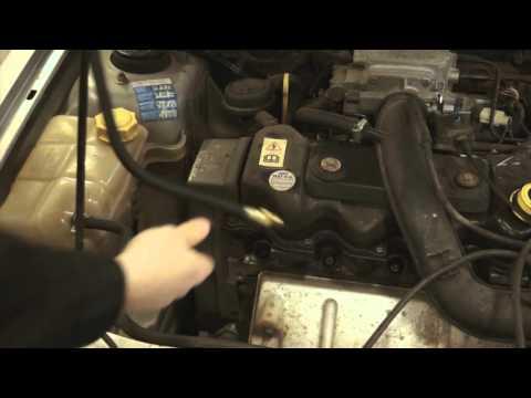Merilec kompresije za bencinske motorje MG50191