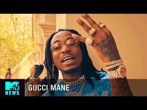 Gucci Mane on His New Track 'I Get the Bag' ft. Migos | MTV News