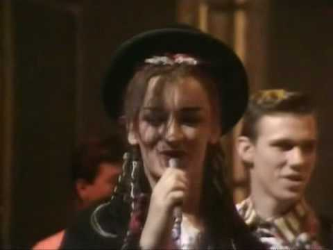 Boy George - Do You Really Want To Hurt Me