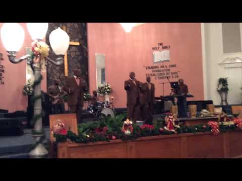 George Dean & the Gospel Four