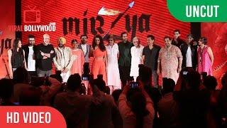 Nonton Uncut   Mirzya Music Launch   Gulzar  Shankar Eshaan Loy  Daler Mehndi  Harshvardhan   Anil Kapoor Film Subtitle Indonesia Streaming Movie Download
