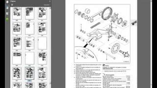 10. BMW F 650 CS Scarver - Manual De Taller - Service Manual