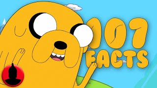 Video 107 Jake the Dog Facts YOU Should Know (107 Facts S6 E16)   Channel Frederator MP3, 3GP, MP4, WEBM, AVI, FLV Juli 2018