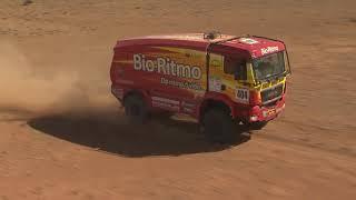 AFRICA ECO RACE 2019 4ª Etapa