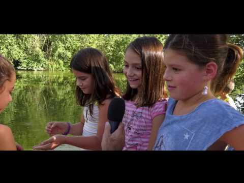Italian Fishing TV - Colmic - Scuola di pesca con i ragazzi a Rignano sull'Arno