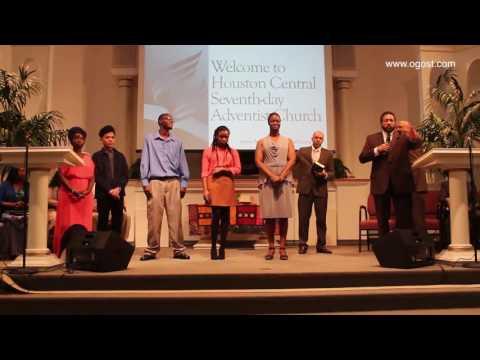Baptisms  - Houston Central SDA church - www.ogost.com
