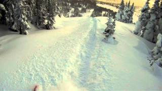 6. 2012 Arctic Cat M1100 Turbo Proclimb Playing