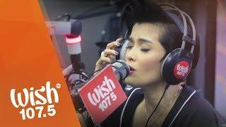 "Video KZ Tandingan covers ""Tadhana"" (Up Dharma Down) on Wish 107.5 Bus MP3, 3GP, MP4, WEBM, AVI, FLV Juni 2019"