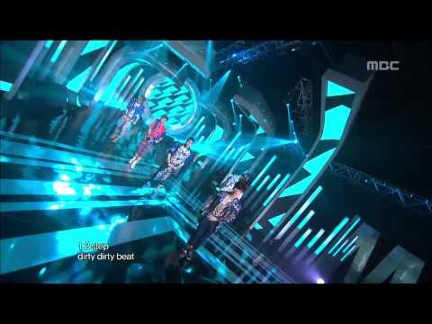 BTOB - WOW, 비투비 - 와우, Music Core 20120922 (видео)