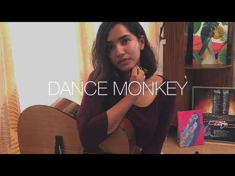 Tones and I - Dance Monkey (cover)   Frizzell Dsouza