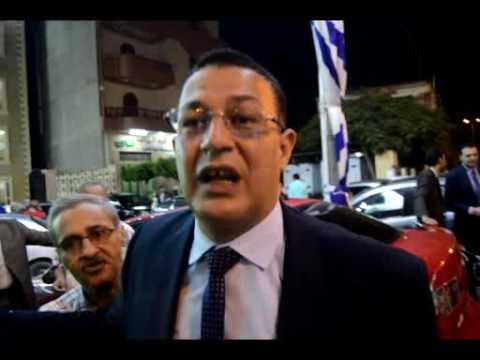 ماجد عبداللطيف عضو مجلس النقابة العامة يؤكد على افتتاح نادى المحلة قريبا