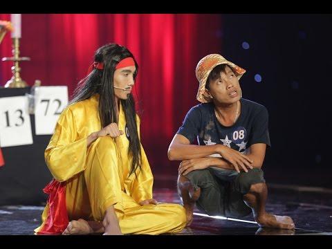 Cười xuyên Việt Vòng chung kết 1 - Dương Thanh Vàng