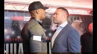 Joshua Vs Pulev - Head to Head