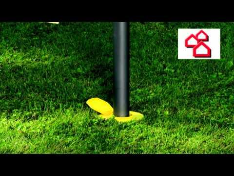 BAUHAUS TV - Produktvideo: Wäschespinne