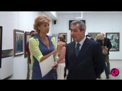 Presentazione dei Cataloghi Generali: Intervista a GIMMI STEFANINI della GALLERIA PACE