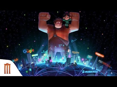 Ralph Breaks The Internet: Wreck-It Ralph 2 - Official Trailer [ซับไทย]