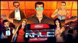 How Race 3 was made || Shudh Desi Endings