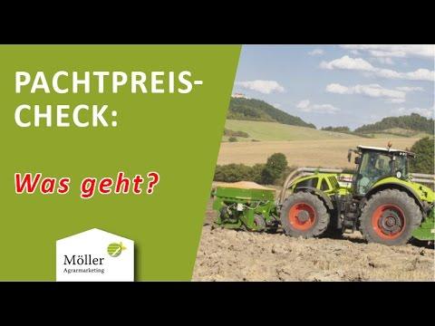 Pachtpreis-Check für Ackerland – Was rechnet sich noch?