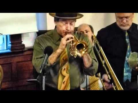 Jelly Roll Blues - The Wolverine Jazz Band at Bemis Hall