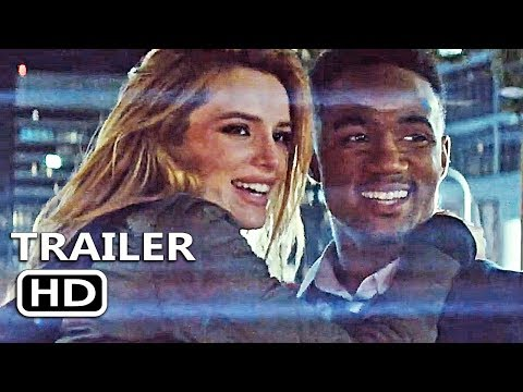 RIDE Official Trailer (2019) Bella Thorne, Jessie T. Usher, Action Movie