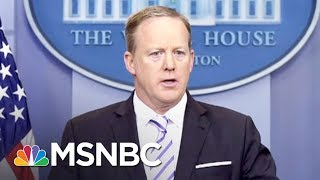 NBC's Kristen Welker reports on how Sean Spicer's resignation will affect White House Chief of Staff Reince Priebus. » Subscribe...