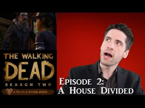 The Walking Dead – Season 2 – Episode 2: A House Divided game review