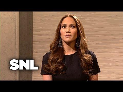 Hollywood Dish with Jennifer Lopez - SNL