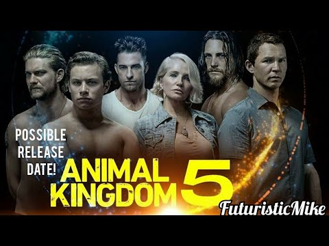 ANIMAL KINGDOM SEASON 5 DELAY UPDATE!!!