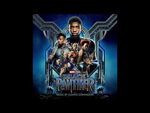"Ludwig Göransson ft. Baaba Maal - Wakanda [from ""Black Panther (Original Score)""]"