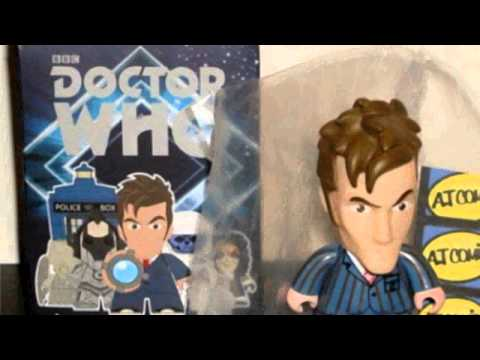 Video Product video released online for the Doctor Who Titans