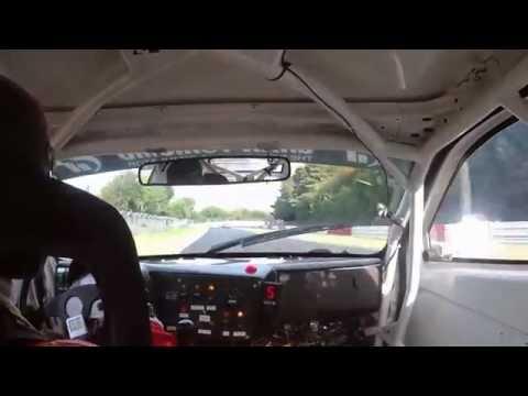 VLN lauf 7 onboard BMW SP6 (видео)