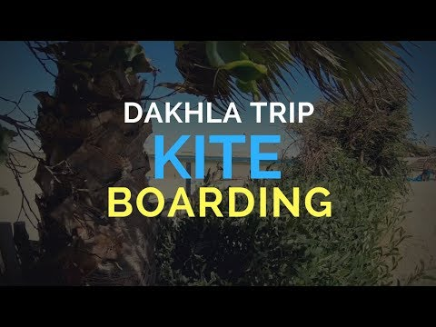 Kiteboarding Paradise - Awesome Dakhla Kite Trip, with awesome people !