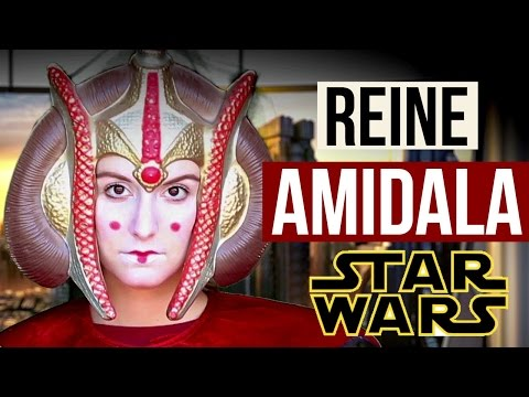Star Wars ● Reine Amidala ● Halloween ● Agathe Diary