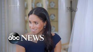 Video Meghan Markle reveals the ways she surprised Prince Harry on her wedding day MP3, 3GP, MP4, WEBM, AVI, FLV Oktober 2018