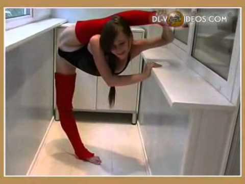 youtube sexy flexible girl