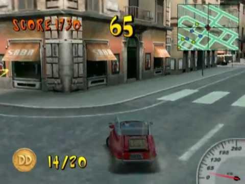 Top Gear Dare Devil Playstation 2