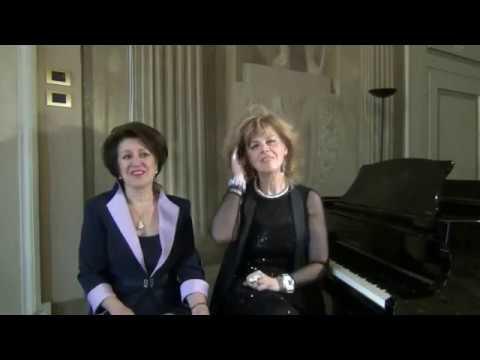 Intervista a Ljuba Kazarnovskaya e Marina Kholodenova